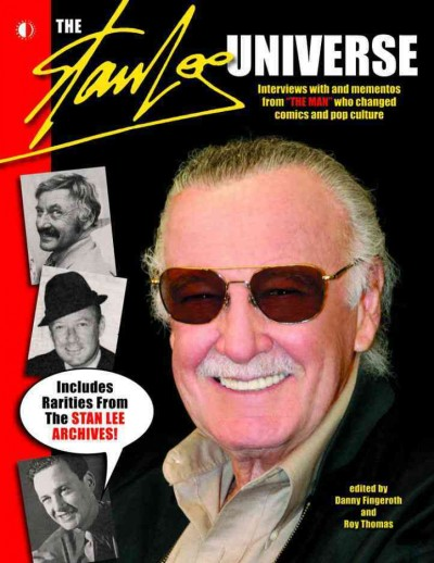 The Stan Lee Universe SC cover