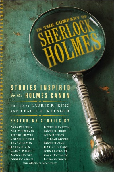 In the Company of Sherlock Holmes: Stories Inspired by the Holmes Canon cover