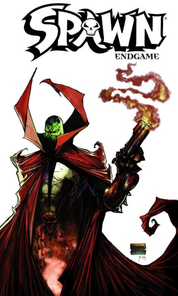 Spawn Volume 1: Endgame cover