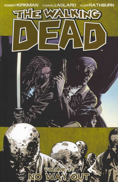 The Walking Dead, Vol. 14: No Way Out cover
