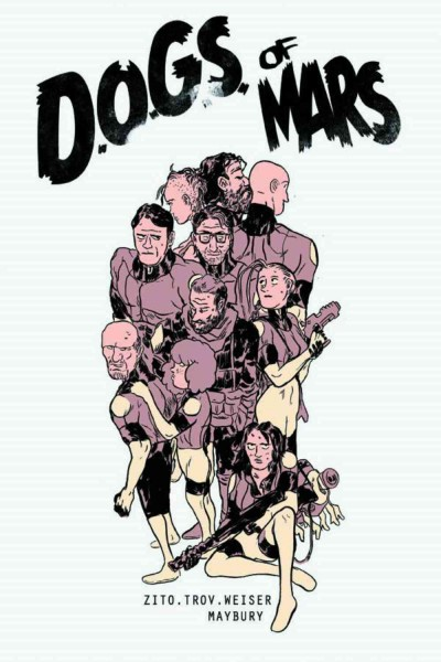 Dogs of Mars (Nos. 1-4) cover