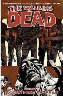 The Walking Dead: Something To Fear, Vol. 17 cover