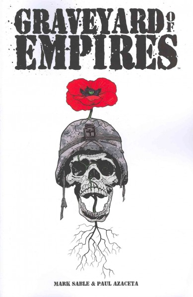 Graveyard of Empires TP cover