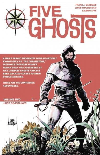Five Ghosts Volume 1: The Haunting of Fabian Gray cover