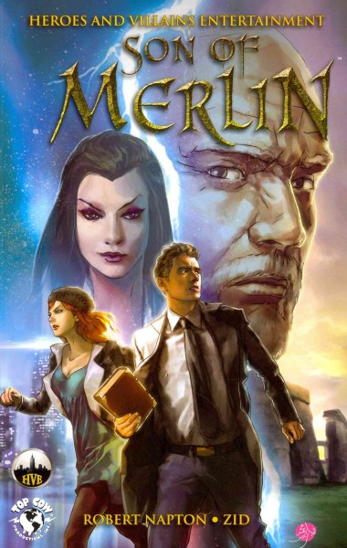 Son of Merlin Volume 1