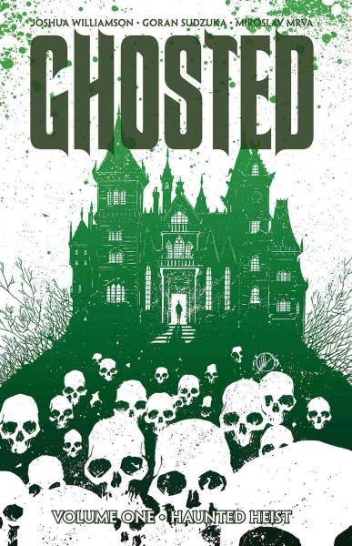Ghosted Volume 1 TP cover