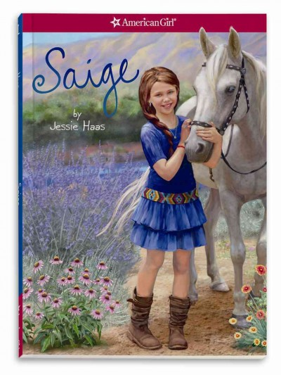 Saige (American Girl Today) cover