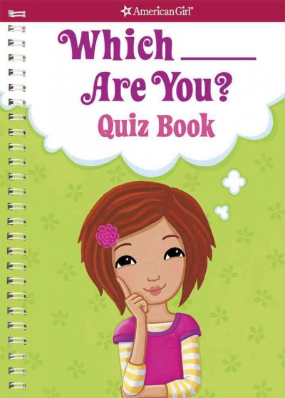 Which ___ Are You? Quiz Book cover