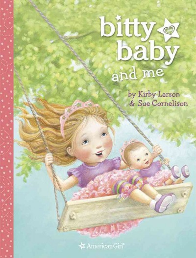 Bitty Baby and Me (Illustration A) cover