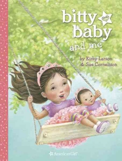 Bitty Baby and Me (Illustration B) cover