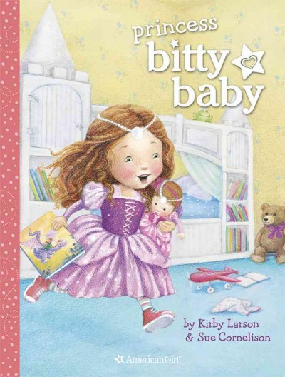 Princess Bitty Baby cover