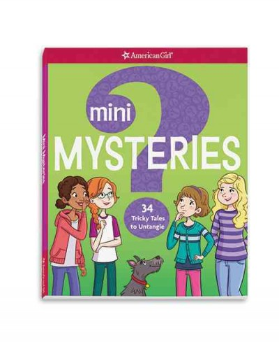 Mini Mysteries (Revised): 34 Tricky Tales to Untangle cover
