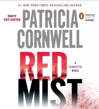 Red Mist: Scarpetta (Book 19) (A Scarpetta Novel) cover