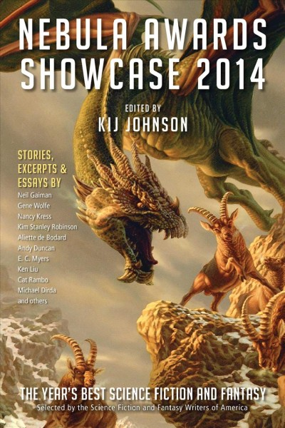 Nebula Awards Showcase 2014 cover