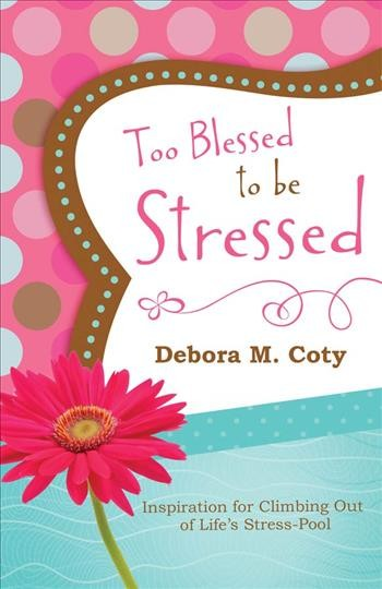 Too Blessed to Be Stressed cover
