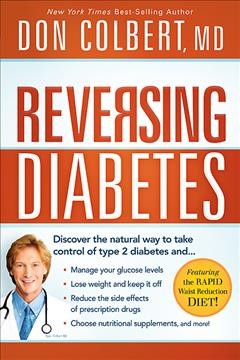 Reversing Diabetes: Discover the Natural Way to Take Control of Type 2 Diabetes cover