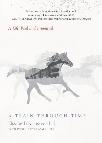 A Train through Time: A Life, Real and Imagined cover