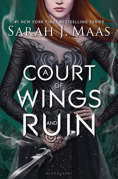 A Court of Wings and Ruin (A Court of Thorns and Roses, 3) cover