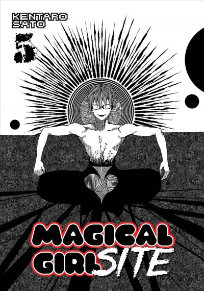 Magical Girl Site Vol. 5 cover