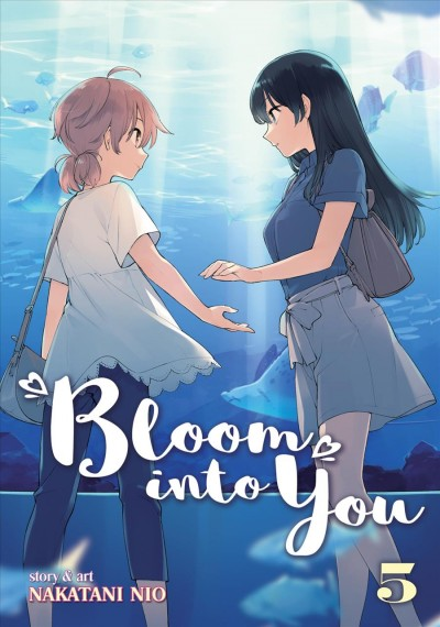 Bloom into You Vol. 5 (Bloom into You, 5) cover