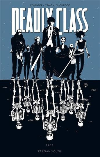 Deadly Class Volume 1: Reagan Youth cover