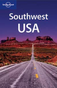 Lonely Planet Southwest USA (Regional Guide) cover