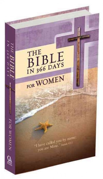 The Bible in 366 Days for Women cover