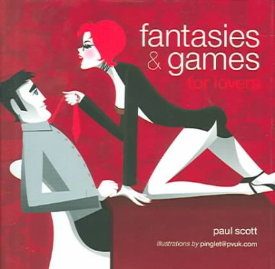 Fantasies & Games For Lovers cover