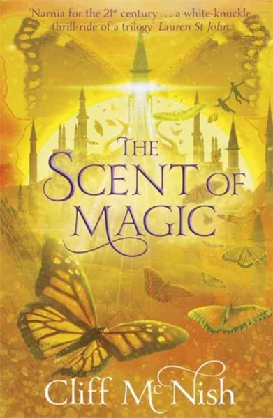 The Scent of Magic (Doomspell Trilogy)