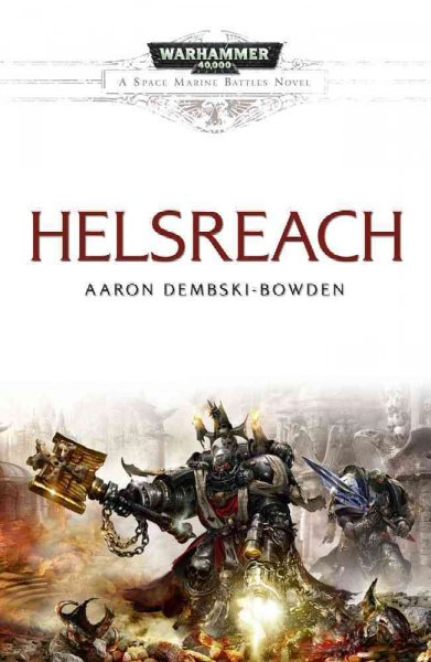 Helsreach (Space Marine Battles) cover
