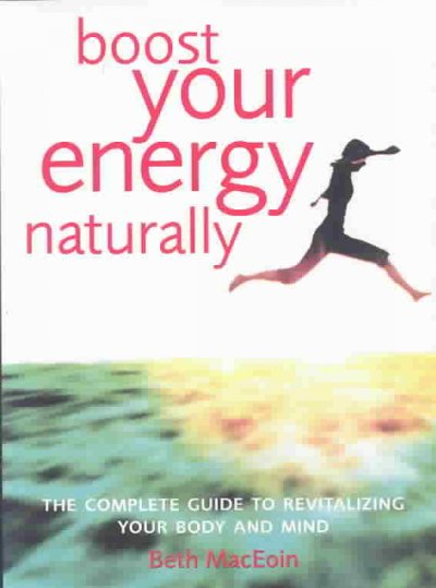 Boost Your Energy Naturally cover