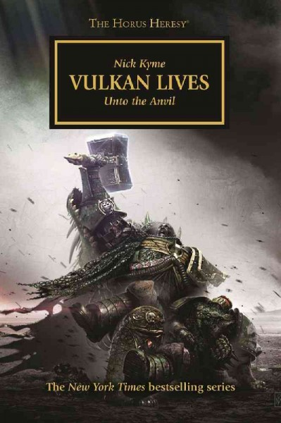 Vulkan Lives (26) (Horus Heresy) cover
