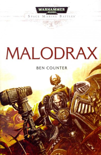 Malodrax (14) (Space Marine Battles) cover