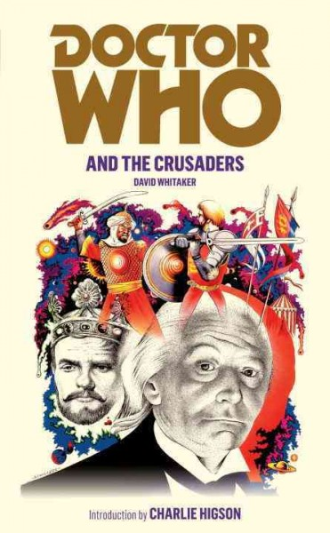 Doctor Who and the Crusaders cover