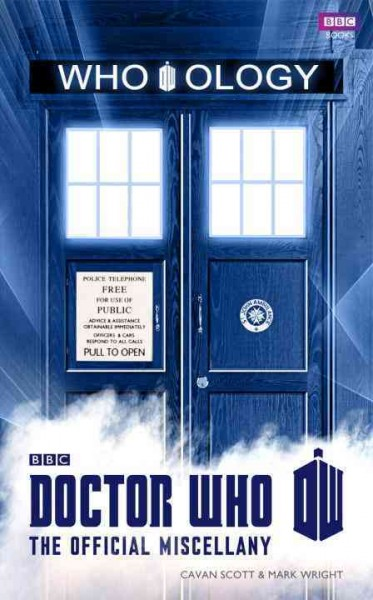 DOCTOR WHO: WHO-OLOGY cover