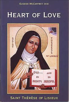 Heart of Love: Saint Therese of Lisieux cover