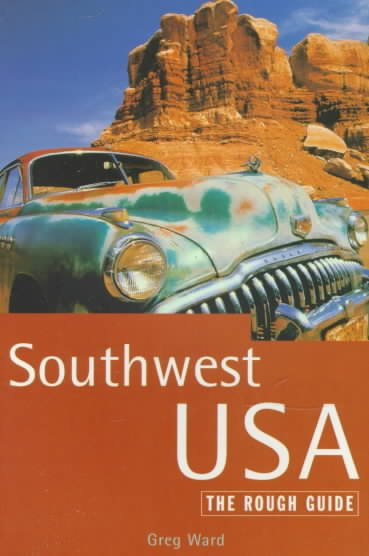 South West Usa: The Rough Guide, First Edition (Rough Guides) cover