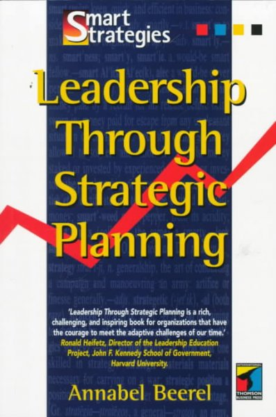 LeadershipThrough Strategic Planning cover