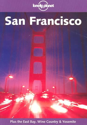 San Francisco (Lonely Planet San Francisco) cover