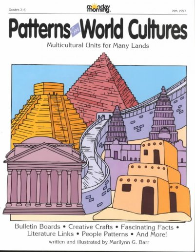 Patterns for World Cultures cover