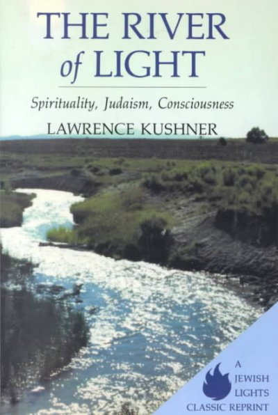 The River of Light: Spirituality, Judaism, Consciousness (Jewish Lights Classic Reprint) cover