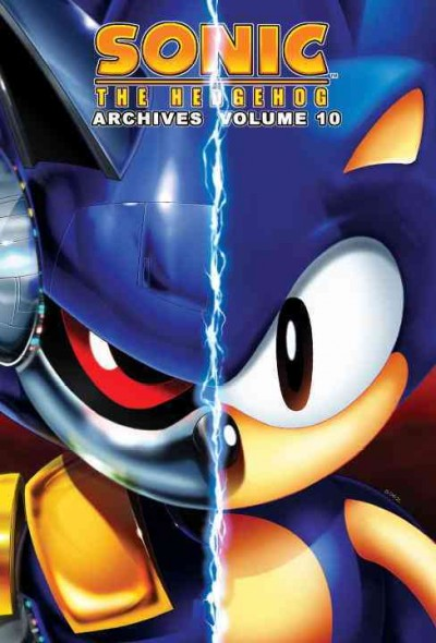 Sonic the Hedgehog Archives, Vol. 10