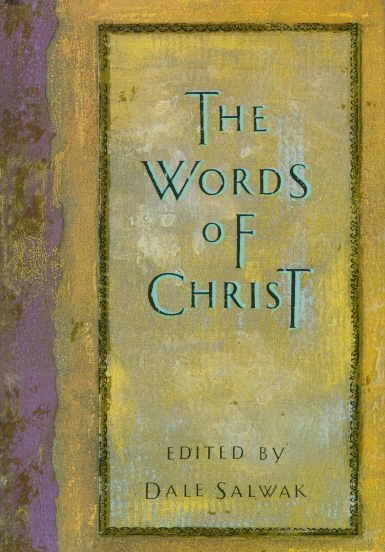 The Words of Christ cover