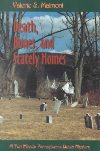 Death, Bones, and Stately Homes (Tori Miracle Mysteries, No. 5) cover