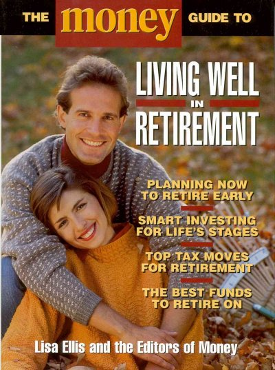 The Money Guide to Living Well in Retirement cover