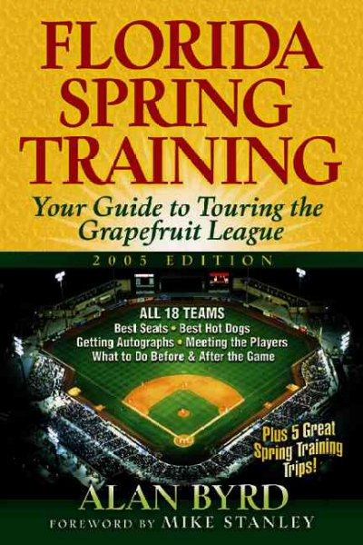 Florida Spring Training: Your Guide to Touring the Grapefruit League cover