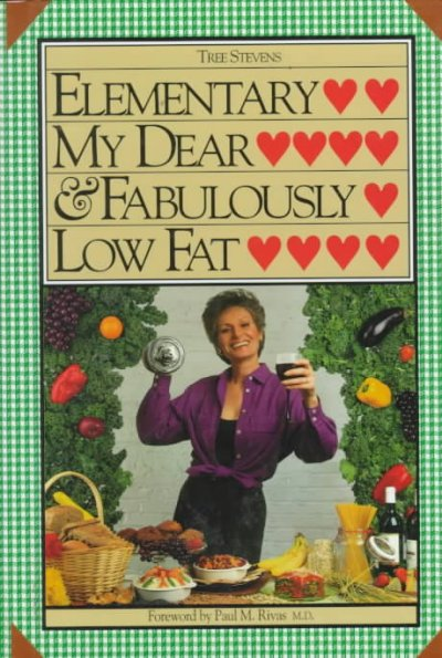 Elementary, My Dear & Fabulously Low Fat cover