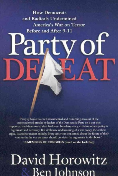 Party of Defeat cover