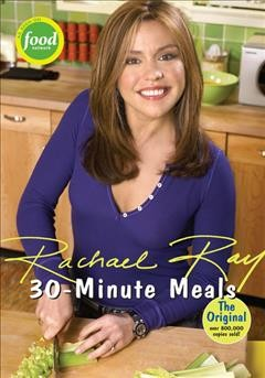 30-Minute Meals cover