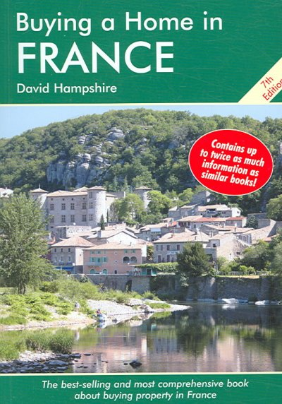 Buying a Home in France: A Survival Handbook cover